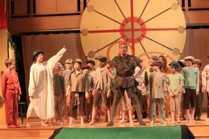 Last year's Inly Players Performance, Peter Pan